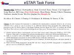 estar task force
