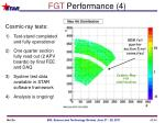 fgt performance 4