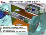 heavy flavor tracker at star