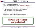 star publications