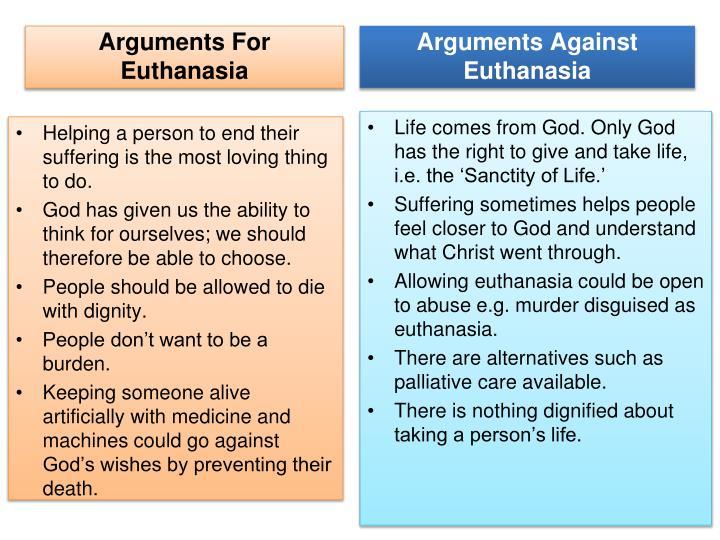 Arguments For