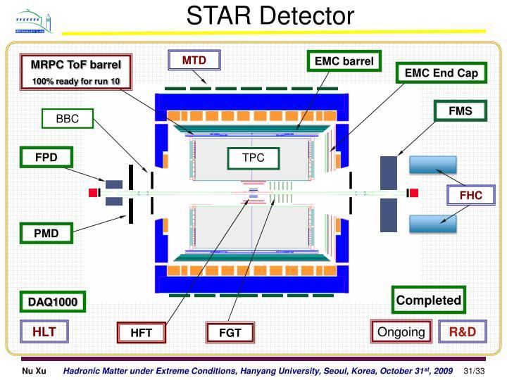 STAR Detector