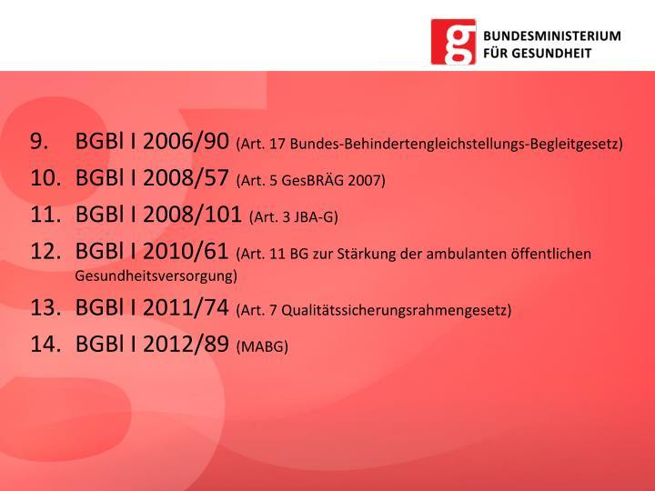 BGBl I 2006/90
