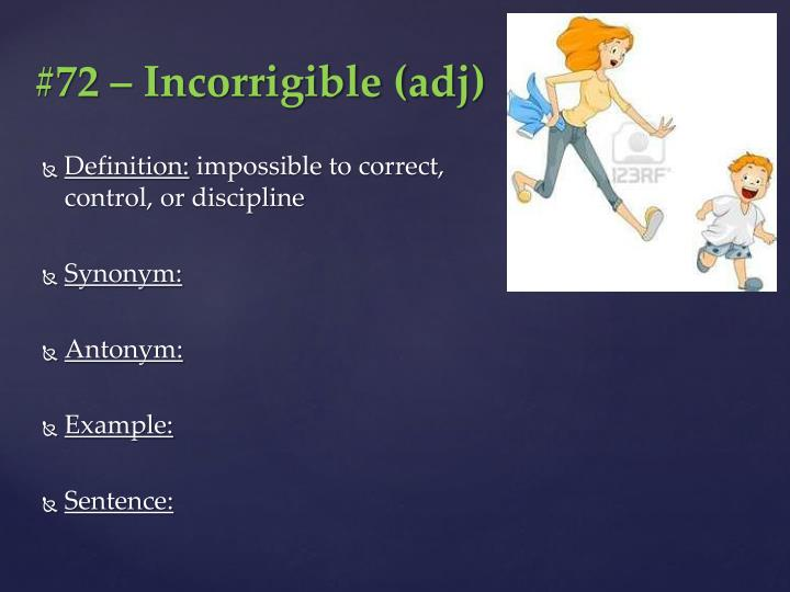 Impetuous Definition PPT - Daily Word Power...