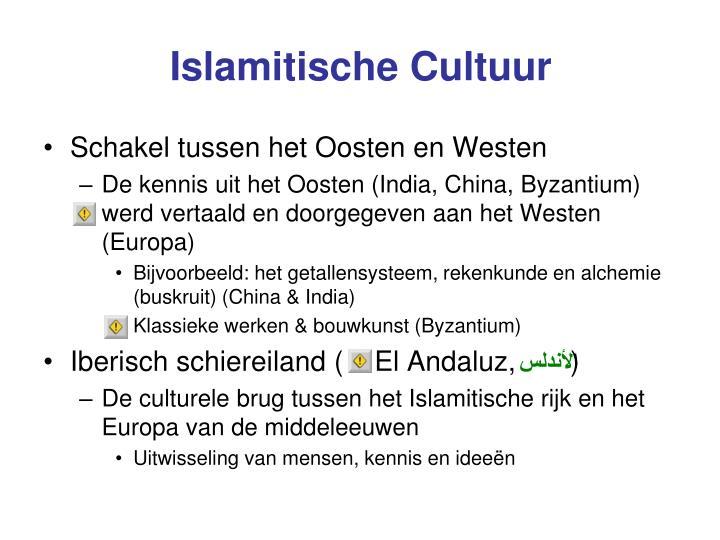 Islamitische Cultuur