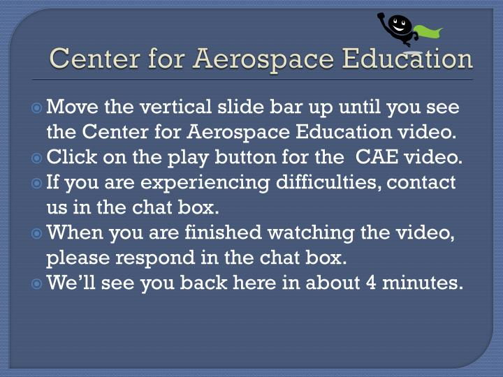 Center for Aerospace Education