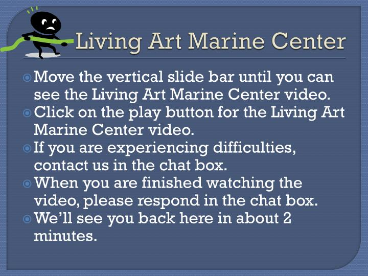 Living Art Marine Center