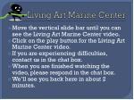 living art marine center
