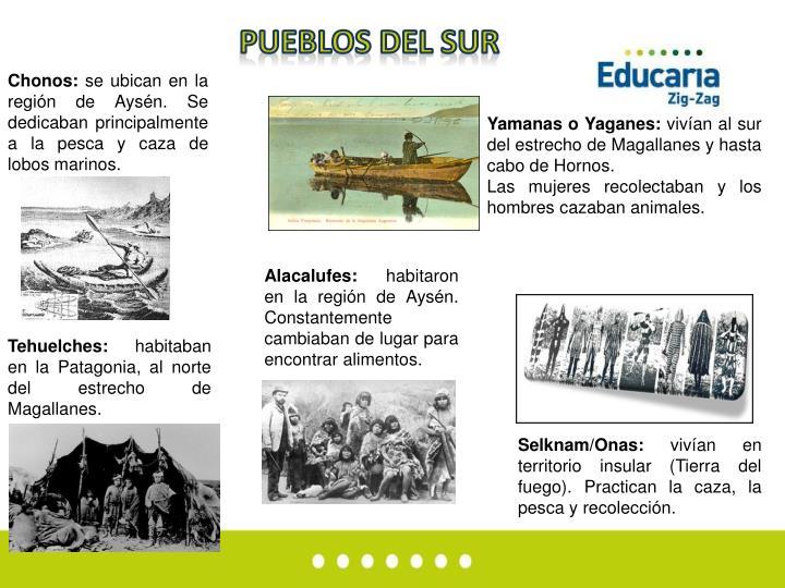 Pueblos del