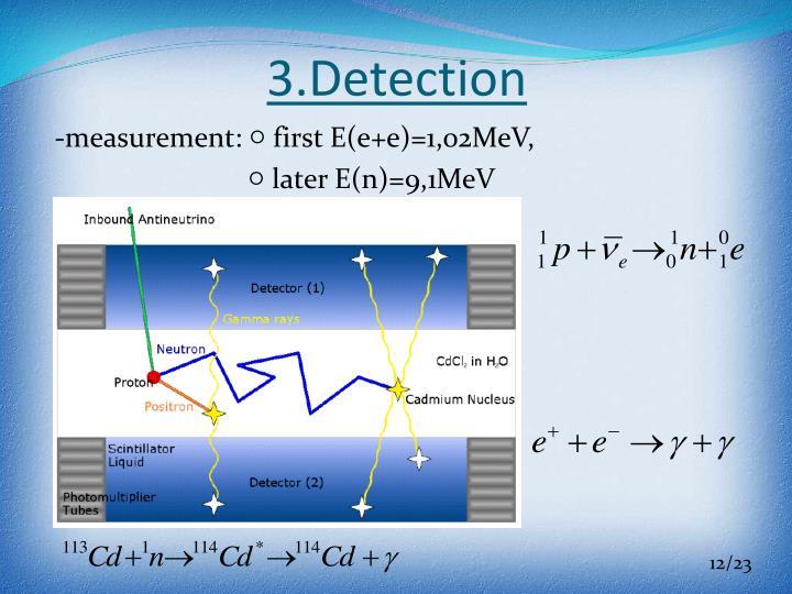 3.Detection