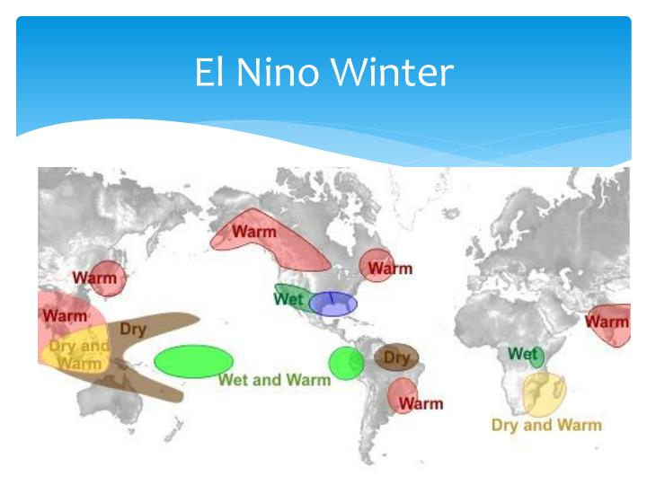 El Nino Winter