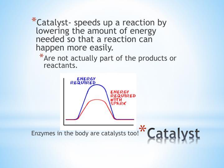 Catalyst-