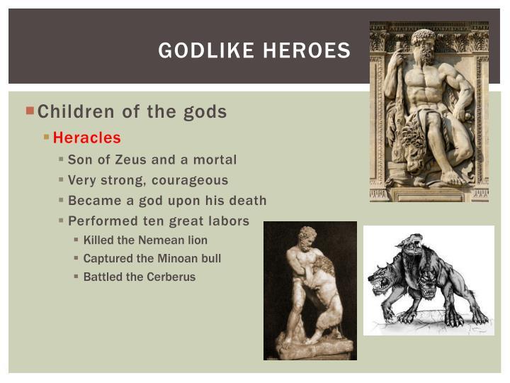 Godlike Heroes