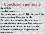 conclusion g n rale1