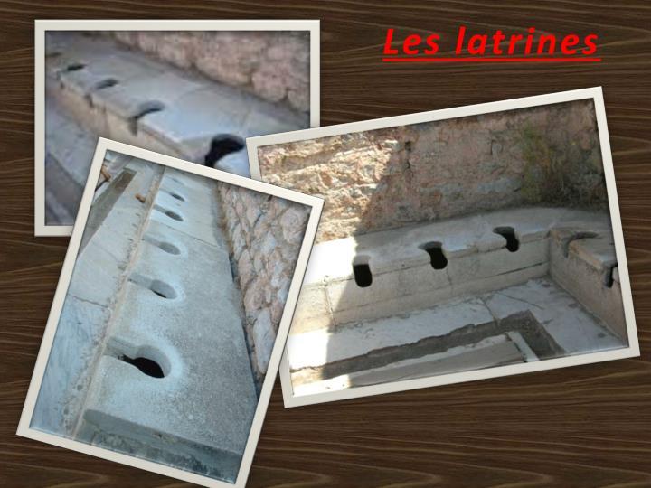 Les latrines