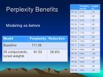 perplexity benefits1