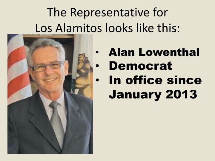 The Representative for