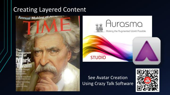 Creating Layered Content