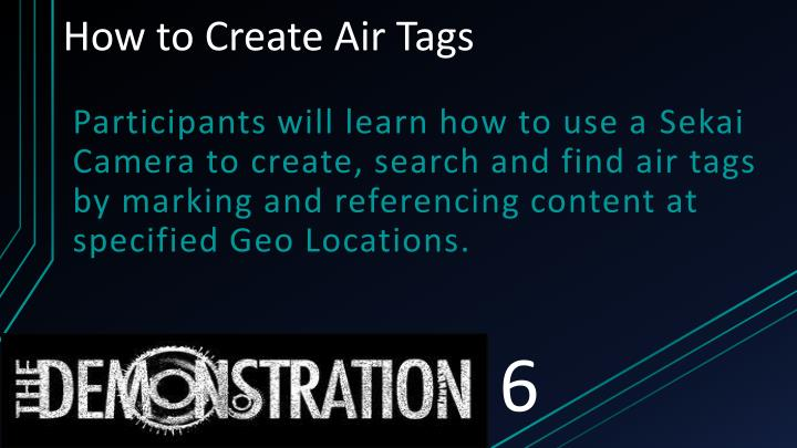 How to Create Air Tags