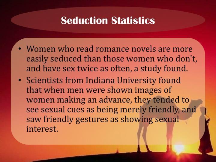 Seduction Statistics
