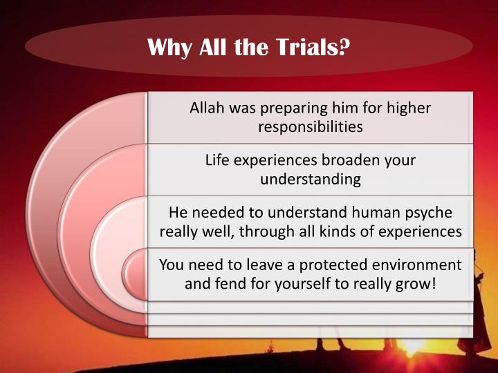 Why All the Trials?