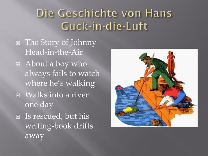Die Geschichte von Hans