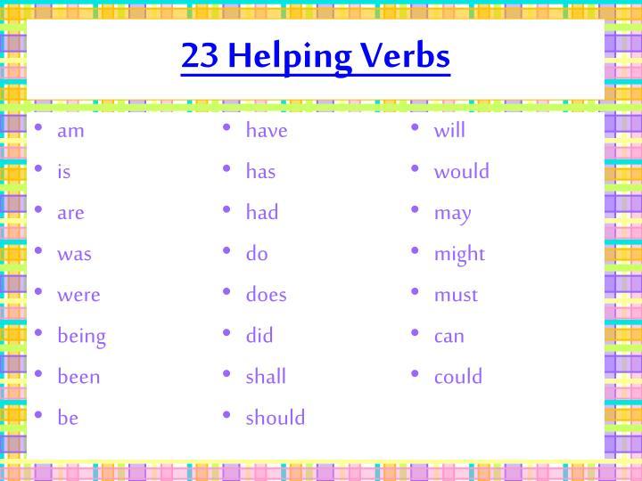 PPT - Verbs PowerPoint Presentation - ID:2134426