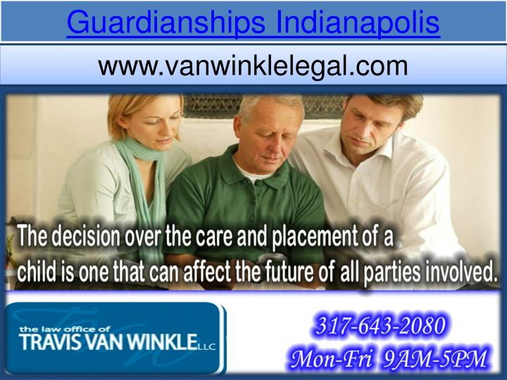 Guardianships Indianapolis