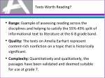 texts worth reading1