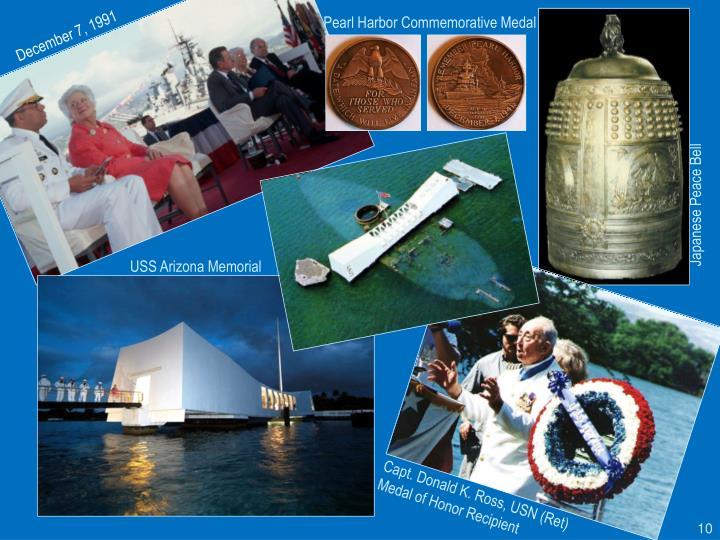 Pearl Harbor Commemorative Medal