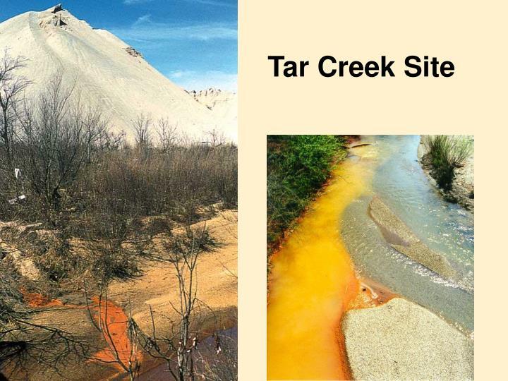 Tar Creek Site