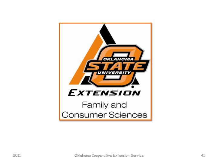 Oklahoma Cooperative Extension Service