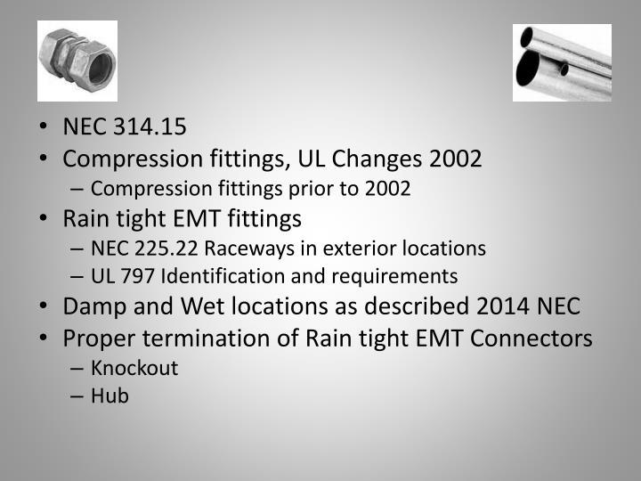 NEC 314.15