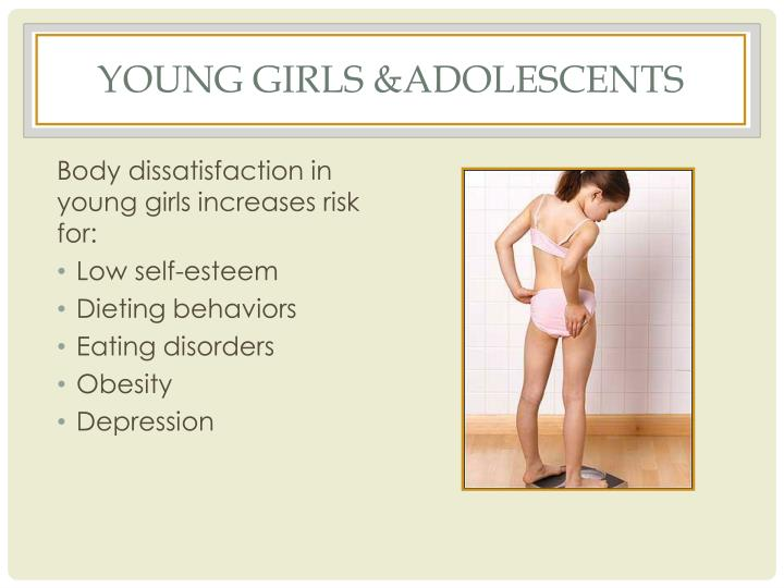 Young girls &adolescents
