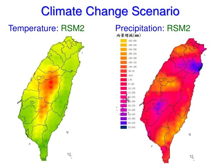 Climate Change Scenario