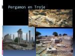 pergamon en troje