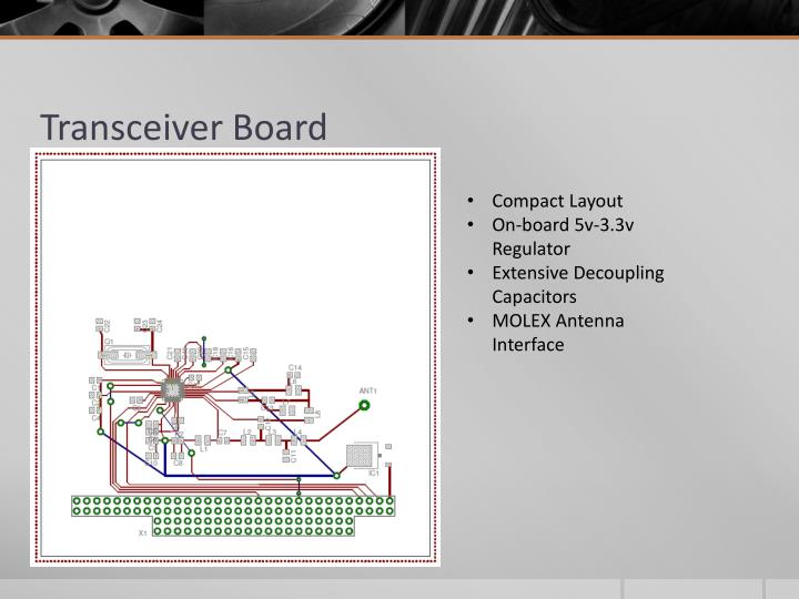 Transceiver Board