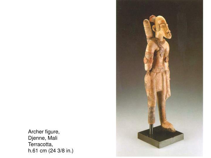 Archer figure,