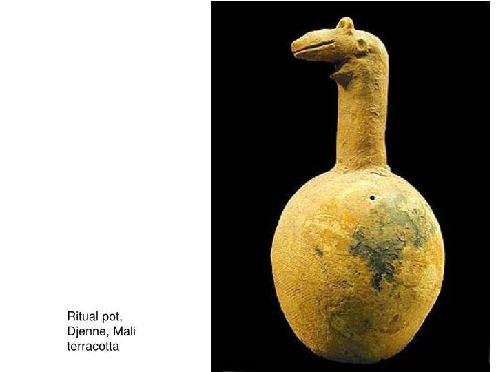 Ritual pot,