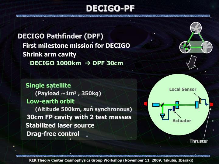 DECIGO-PF
