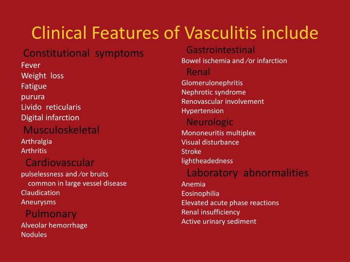 Bacterial Endocarditis Symptoms