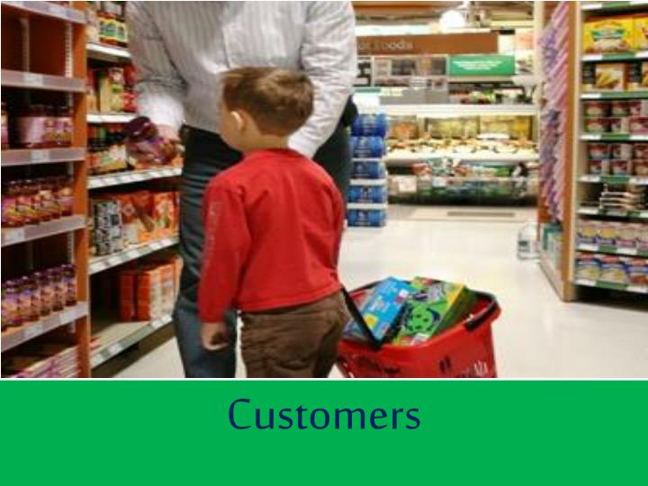 Customers