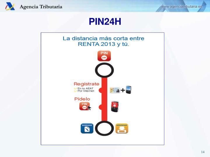 PIN24H