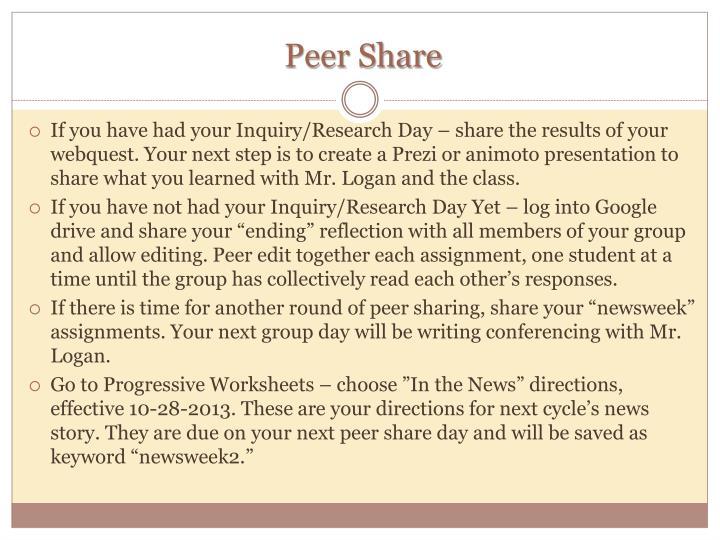 Peer Share