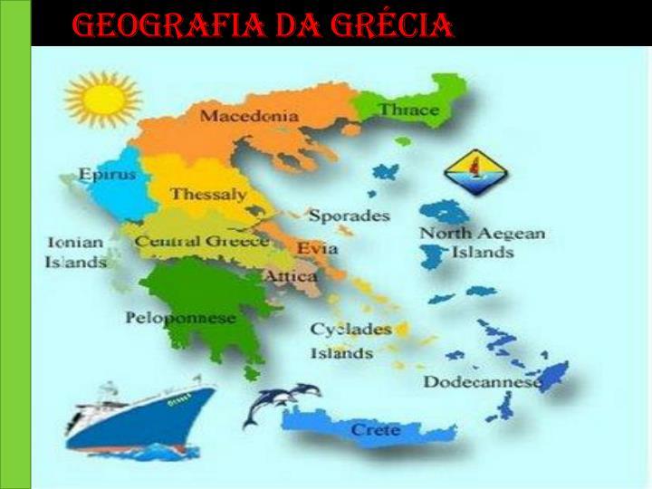 Geografia da Grécia