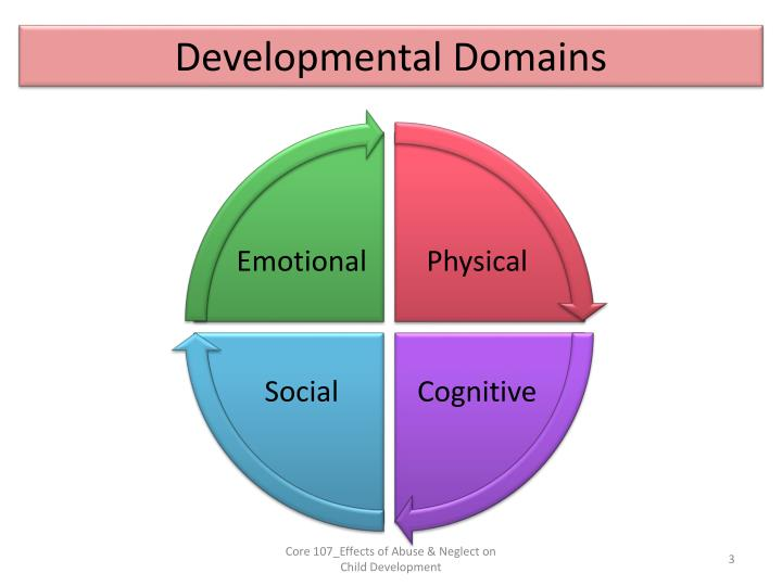 Developmental Domains