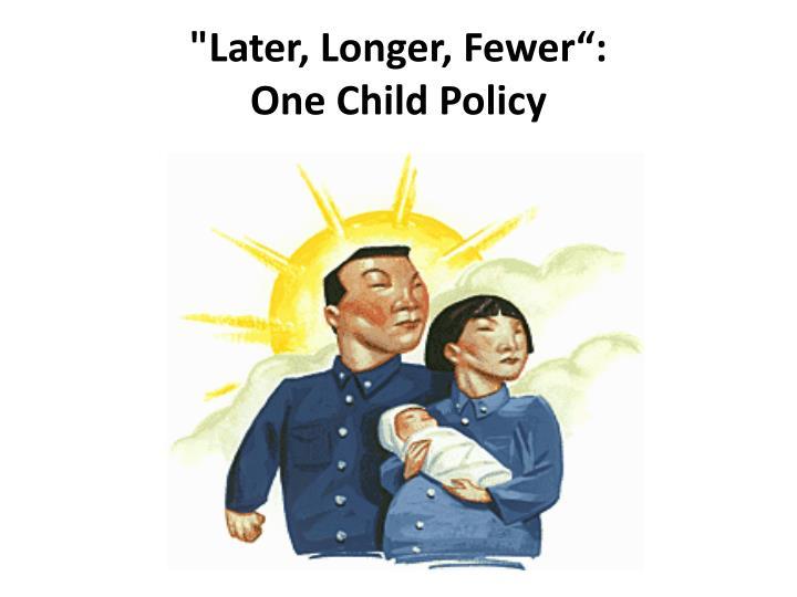 """""""Later, Longer,"""