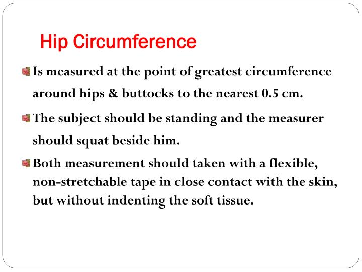 Hip Circumference