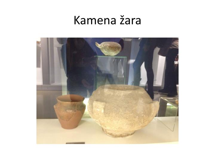 Kamena žara