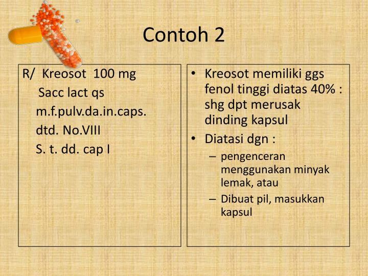 R/  Kreosot  100 mg